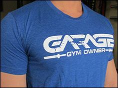 Shop Garage Gyms! Support future equipment reviews while getting neat, high-quality stuff