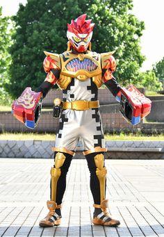 Kamen Rider Ex Aid, Kamen Rider Series, Superhero Tv Series, Hero World, Skylanders, Cute Japanese, Best Cosplay, Guys And Girls, Power Rangers