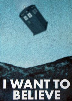 The X files + doctor Who