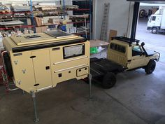 Uro-Camper Xplora II - Page 3 - Expedition Portal 4x4 Trucks, Truck Mods, Off Road Camping, Truck Camping, Pickup Camper, Camper Trailers, Iveco Daily 4x4, Toyota, Chevy