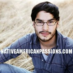 Banner for the Native American Passions niche online dating site.