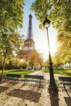 Summer time in Paris/ Eiffel Tower. Beautiful Paris, Paris Love, Beautiful World, Torre Eiffel Paris, Paris Eiffel Tower, Paris Travel, France Travel, Travel Europe, Paris France