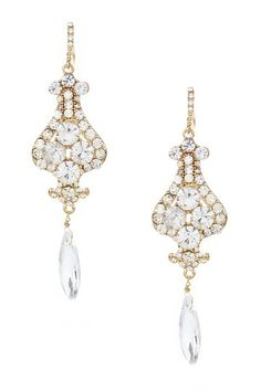 Victoria Earrings by Meghan Fabulous on @HauteLook