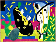 Henri Matisse Cut Outs on Pinterest   Henri Matisse, Moma and ...