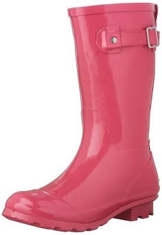 Western Chief Kids' Waterproof Classic Youth Size Rain Boots -- Continue to the product at the image link. (This is an affiliate link) Fashion Boots, Sneakers Fashion, Girls Shoes Online, Oxford Flats, Kids Boots, Outdoor Woman, Black Boots, Amazing Women, Rubber Rain Boots