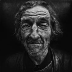 lee jeffries | Some more new awesome portraits from photographer Lee Jeffries .
