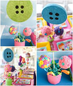 Hey, I found this really awesome Etsy listing at https://www.etsy.com/listing/191833572/lalaloopsy-centerpieces-candyland-party