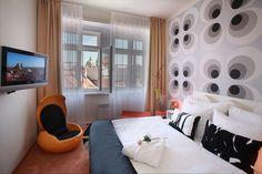 Hotel Vintage Design Hotel Sax Prague, Prague: booking and prices — Hotellook