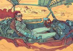 "Josan Gonzalez || Deviant Art || Follow!  ""…Six hundred sixty six miles per hourHear a purrin' motor, And she's a burnin' fuelPush it over, baby, we're makin' love""… http://josan.bigcartel.com/If Josan Gonzalez is not one of your favorite artist… You're wrong about everything."