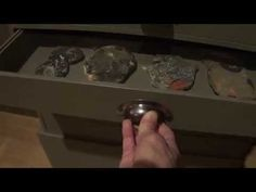 Artifacts from Silent Ice / Deep Patience: Dorothy Caldwell Touring Exhibition - YouTube