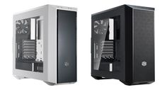 Cooler Master, a leader in design and manufacturing computer components and peripherals, today launched a new mid-tower case that can fit the needs of casual users, gamers and hobbyists alike. The MasterBox 5's straightforward design and flexible interior makes light work of installing or expanding multiple configurations.