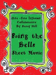 This is a very nice, very happy song for elementary students to sing at a Christmas program. Playing bells while singing always adds a very special and enthusiastically joyful touch. Ring The Bells is well suited to K-3rd grade students. One Arts Infusion Collaborative seeks to create original songs and poetry that enhance curricular content, celebrate holidays, and stir imaginations.