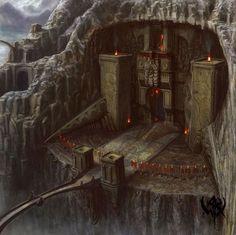 Ideas For Fantasy Landscape Mountains Cities Dark Fantasy, Fantasy Concept Art, Fantasy City, Fantasy Castle, Fantasy Places, Fantasy Setting, High Fantasy, Medieval Fantasy, Sci Fi Fantasy
