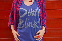 The Nerdy Girlie: DON'T BLINK! Awesomely Nerdy & Girlie Apparel from Jordandene!