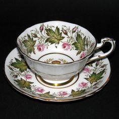 Paragon Princess Elizabeth Tea Cup and Saucer