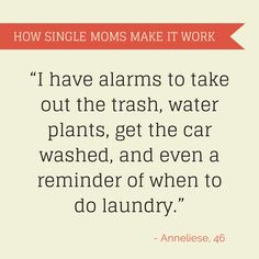 Read Anneliese's story from our article: How 4 Real Single Moms Make It Work