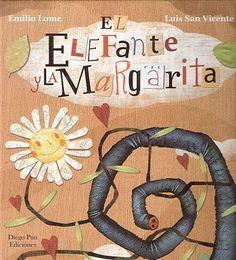 EL ELEFANTE Y LA MARGARITA.  Día de los enamorados