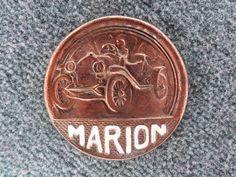RadiatorEmblems: MARION - HANDLEY / USA