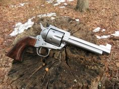 Pretty incredible home-made custom .44 special.