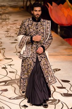 Indian Fashion | Rohit Bal | Indian Wedding | Groom | Mens Wear