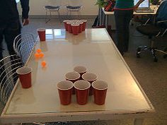 Beer Pong Tip 1 - How to Play Beer Pong