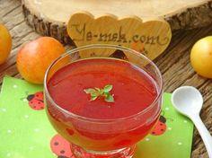 Kırmızı Erik Marmelatı Resimli Tarifi - Yemek Tarifleri