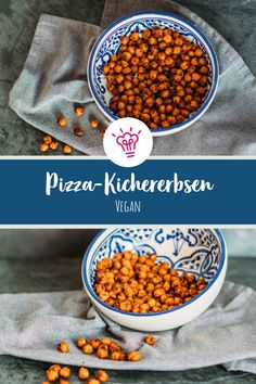 """Pizza-Kichererbsen Recipe for """"Pizza Chickpeas"""" This snack is perfect for in between or for long evenings with friends, you can … Pizza Recipes, Keto Recipes, Cooking Recipes, Health Snacks, Keto Snacks, Pizza Snacks, Pizza Appetizers, Eggplant Dishes, Fresco"""