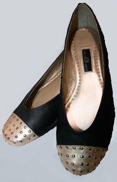 Zapatos Bailarina Taches