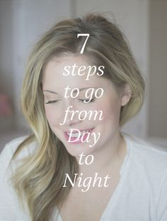 7 Steps to go from Day to Night