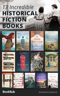 The Most Exciting Historical Fiction Books Coming Out This Month 13 amazing historical fiction books that are perfect for book club. Book Nerd, Book Club Books, Book Lists, The Book, Best Books To Read, I Love Books, Good Books, Book Suggestions, Book Recommendations