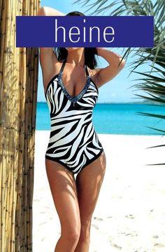 Krásne plavky značky Heine, veľkosť S