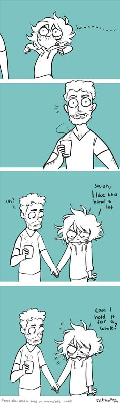 Fail by Error :: It's possible to pee with one hand | Tapastic Comics - image 1