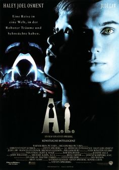Watch A.I. Artificial Intelligence 2001 Full Movie Online Free
