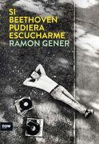 Un libro para achegarse ao mundo da ópera a través de Ramón Gener, o presentador do programa This is opera. (+ 14)