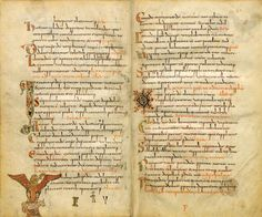 The Gellone Sacramentary, click for larger image