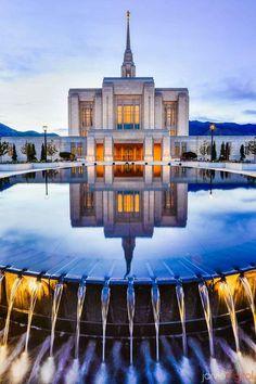 Ogden, Ut LDS Temple