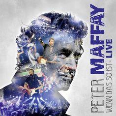 album cover art [10/2014]: peter maffay ¦ wenn das so ist (live)  