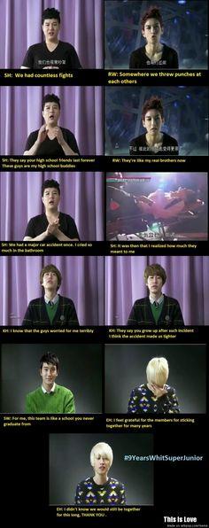 True Love : Super Junior | allkpop Meme Center