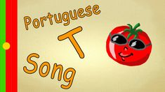 Learn portuguese for kids. Learn the letters and the alphabetic characters by singing and learning along with these Videos! Learn letter T in portuguese: T d...