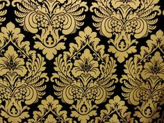 I love black and gold together, especially for this FW