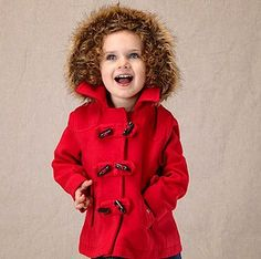 Girls Dollhouse Coats ~ up to 65% off!  #cuteness