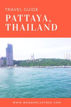 Travel guide to Pattaya, Thailand. Whether you are there for a couple of days or longer see the top sights and make the most of your time in north east Thailand. Markets, island hopping, local foods and exploring!  For every kind of traveler luxury or backpacking on a budget. Click to read more...