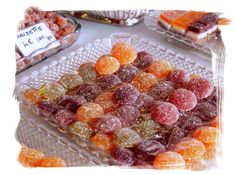 La gran familia de los caramelos y los dulces de Francia