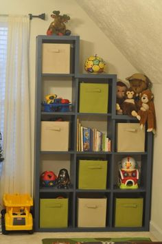 Tiered Storage Unit | Do It Yourself Home Projects from Ana White