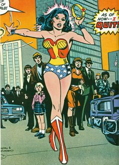 from Wonder Woman (1st series) #269    July, 1980