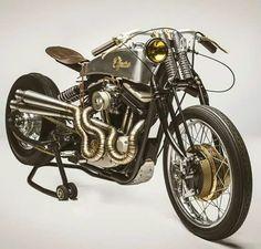 Harley-Davidson 'Opera' by South Garage Motor Co.