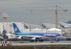 Air Tahiti Nui Airbus A340 -300 LAX