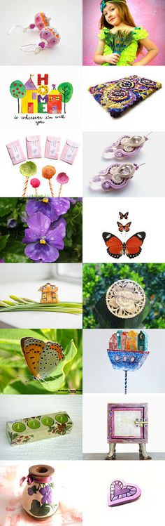 In the Garden Of Whimsy by Cindy Hayes on Etsy--Pinned with TreasuryPin.com