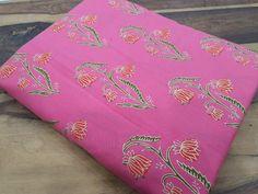 Kirans Boutique jaipur -Exclusive Pink floral mugal print cotton dress material for women- Whatsapp 9352511075 Cotton Saree, Cotton Dresses, Neck Deep, Jaipur, Printed Cotton, Digital Prints, Running, Boutique, Suits