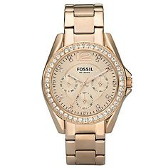 Fossil Watch #McArthurGlenStyle